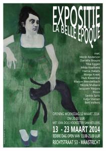 Poster La Belle Epoque versie 13-03-2014